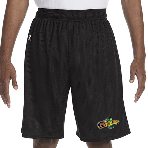 "Russell Mesh Shorts 9"" inseam - ADULT"