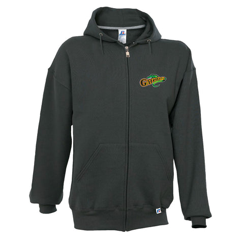 GG - HOODIE - RUSSELL Fleece Full Zip - ADULT