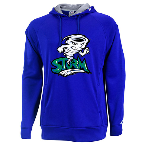 DM - HOODIE Russell (Black or Royal) - ADULT