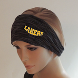 WPG - HEADWEAR - BAMBOO Headbands - Two Styles & Colours