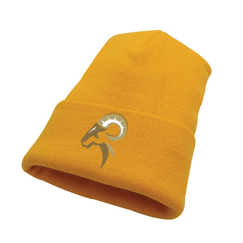 Toque w/CUFF - Gold