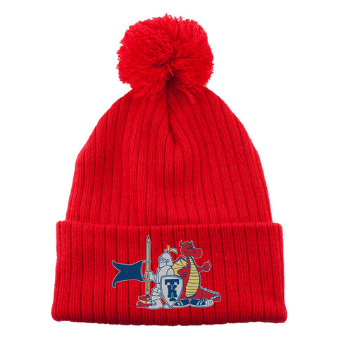 AC1070 Toque w/POM - Red