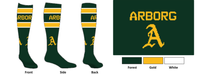 ACI - SOCKS - PEAR SOX Custom AllSport Socks