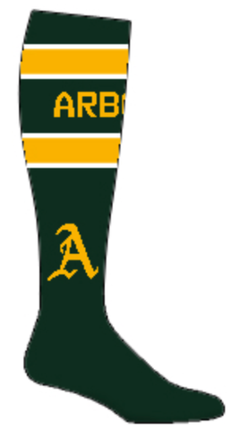 ACI - PEAR SOX: Custom AllSport Socks