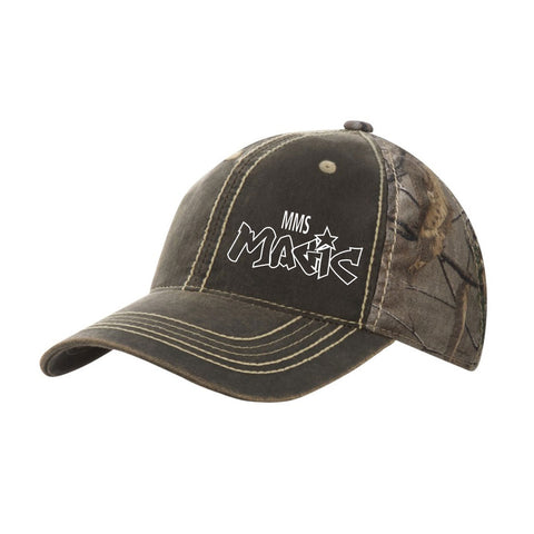 Brown Front / Camo Sides (MMS MAGIC)