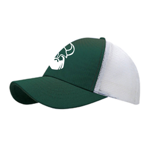 WEST - HEADWEAR - KNP Two Tone Trucker Cap - ADULT