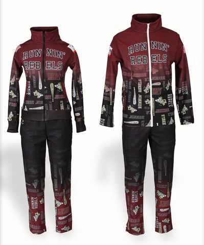02 IDEA - Sublimated Garments - Hoodies and Jackets