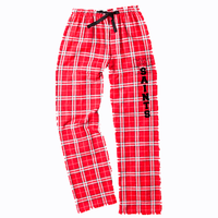 TEU - PANTS - Plaid Flannel Pants - ADULT