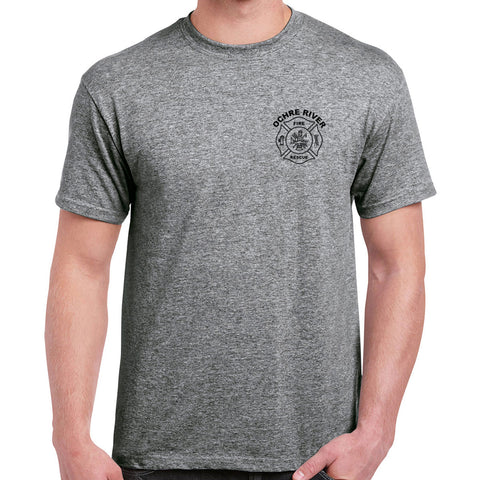 Graphite Heather - Front