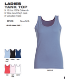WAM - SHIRT - Tank Top - LADIES