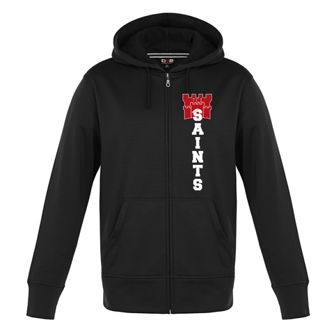 TEU - HOODIE - CSW Full Zip Performance Hoodie - Various Colours - MEN'S & LADIES