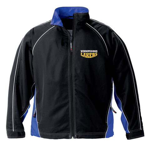 WPG - TRACK JACKET - MEN'S & LADIES