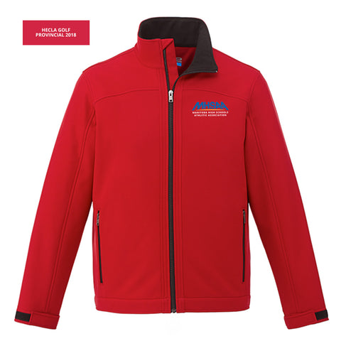 MHSAA-C - JACKET - CSW Soft Shell (w/o hood) - MEN'S