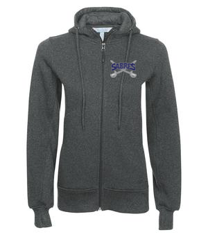 PARK - Full Zip Hoodie - LADIES