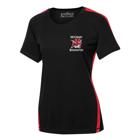 Ladies - Black/Red
