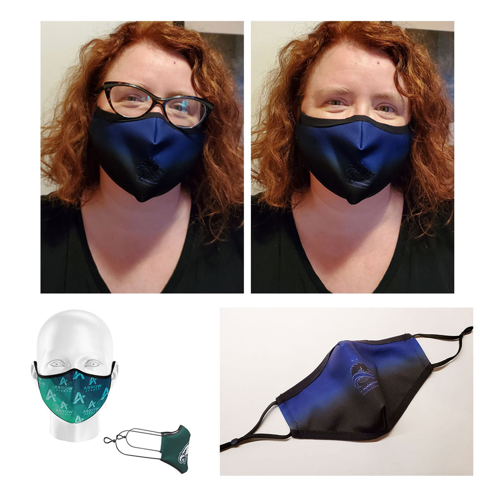 BPW Over the Ear Mask Product Pictures