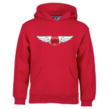 JH - Hoodie (Pullover) - Various Colours - YOUTH