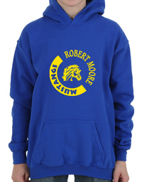 RM-S Pullover Hoodie - ADULT