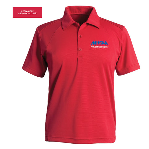 MHSAA-C - SHIRT - CSW Driver POLO Shirt - MEN'S