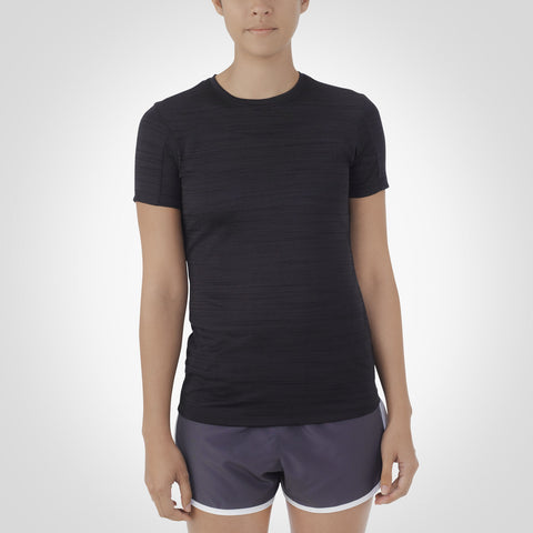 TEM - SHIRT - Striated Performance Tee - MEN'S & LADIES