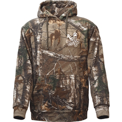 TEM - CAMO Pullover Hoodie - ADULT RT201