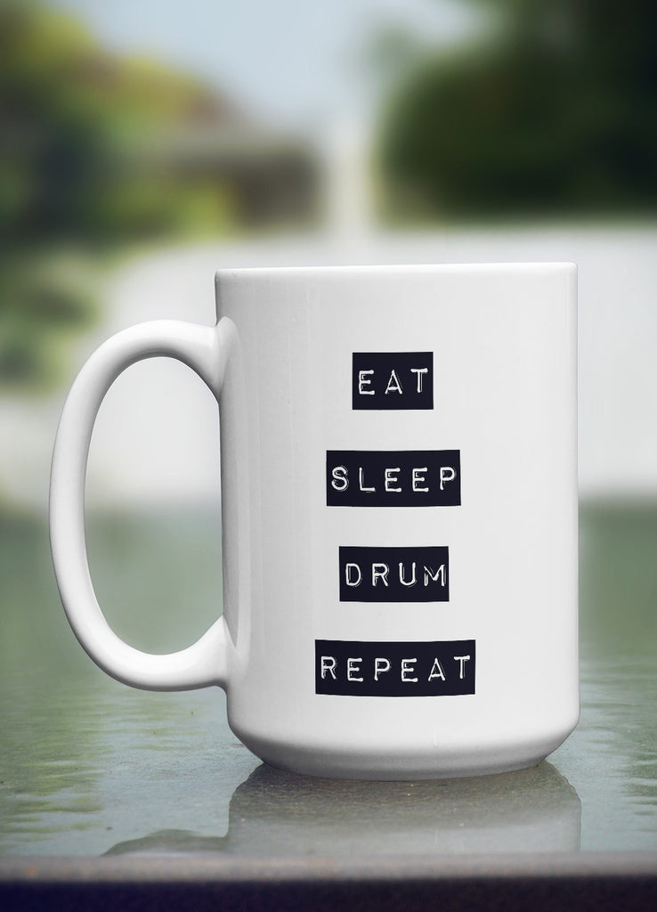 "Limited Edition - ""Repeat"" 15oz Mug"