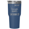 """My Law Degree"" 30oz Stainless Steel Tumbler - Tumblers - Mugdom Coffee Mugs"