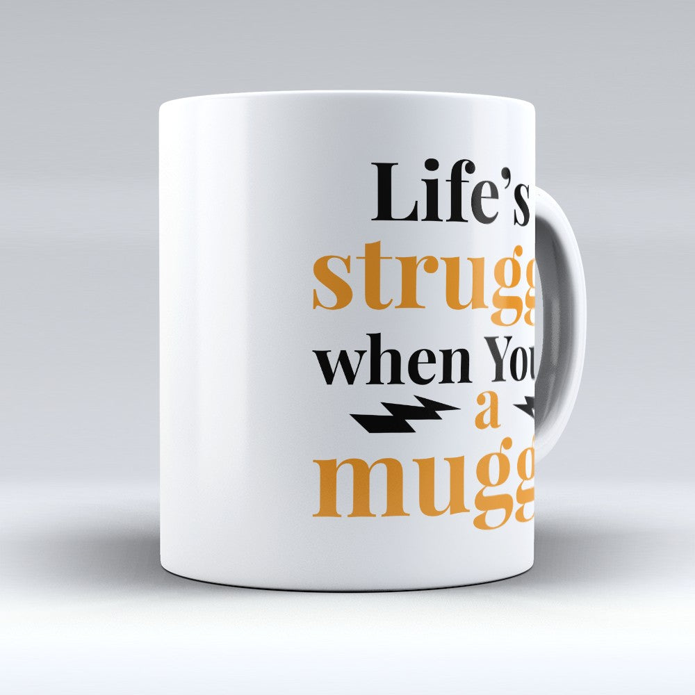 "Limited Edition - ""A Muggle"" 11oz Mug"