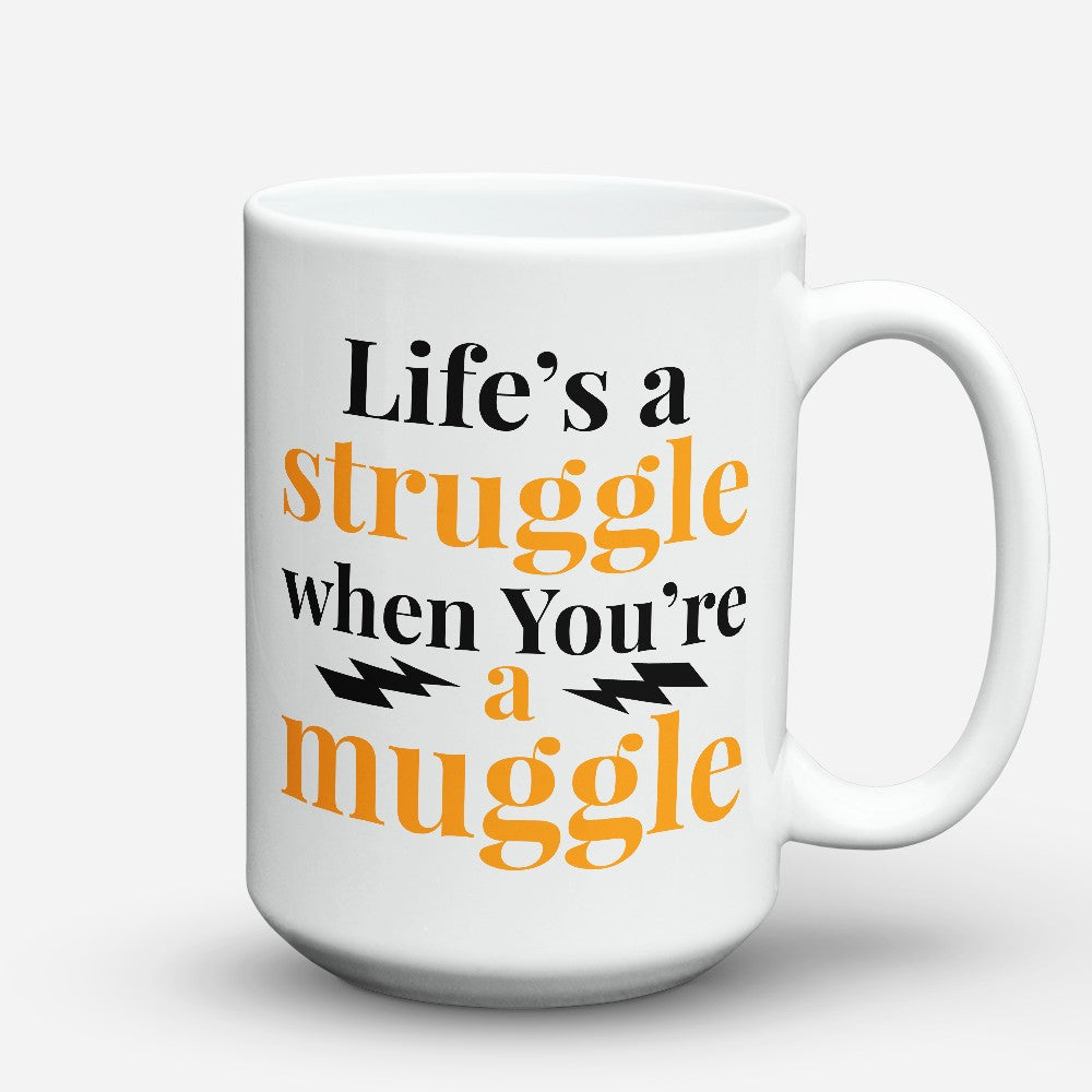 "Limited Edition - ""A Muggle"" 15oz Mug"