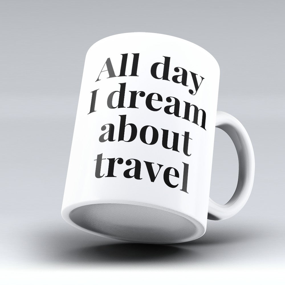 "Limited Edition - ""About Travel"" 11oz Mug"