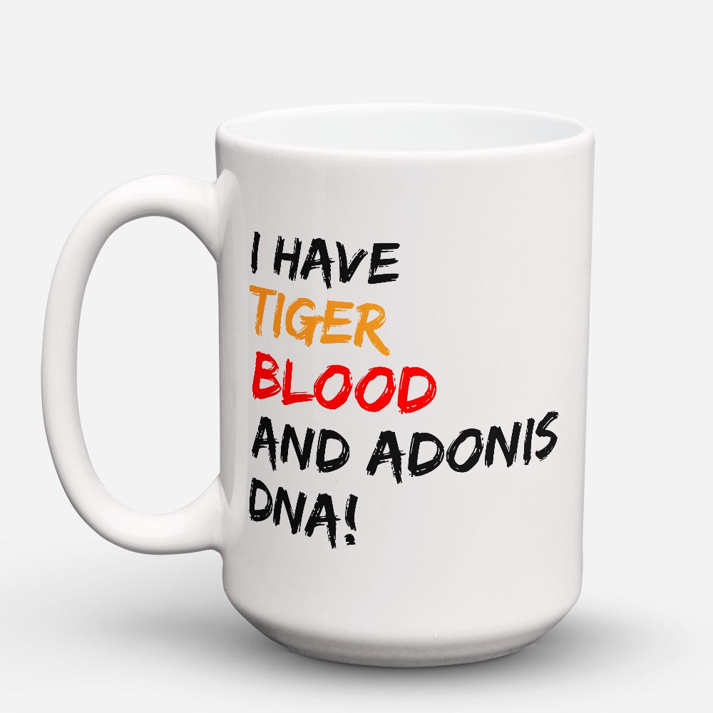 "Limited Edition - ""Adonis Dna"" 15oz Mug"