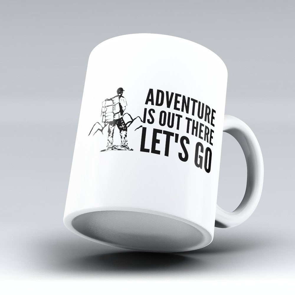 "Limited Edition - ""Adventure Is Out There"" 11oz Mug"