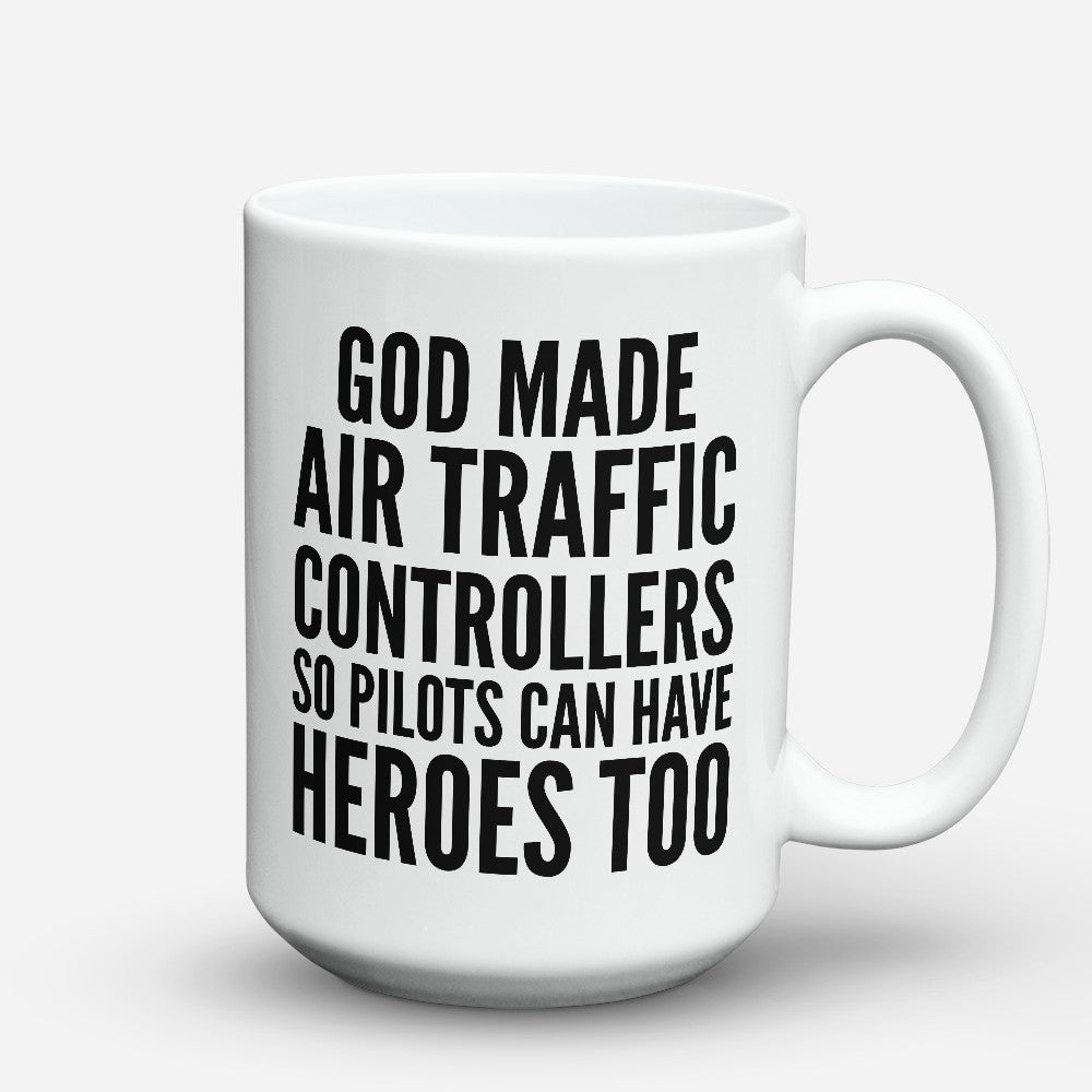 "Limited Edition - ""Air Traffic"" 15oz Mug"