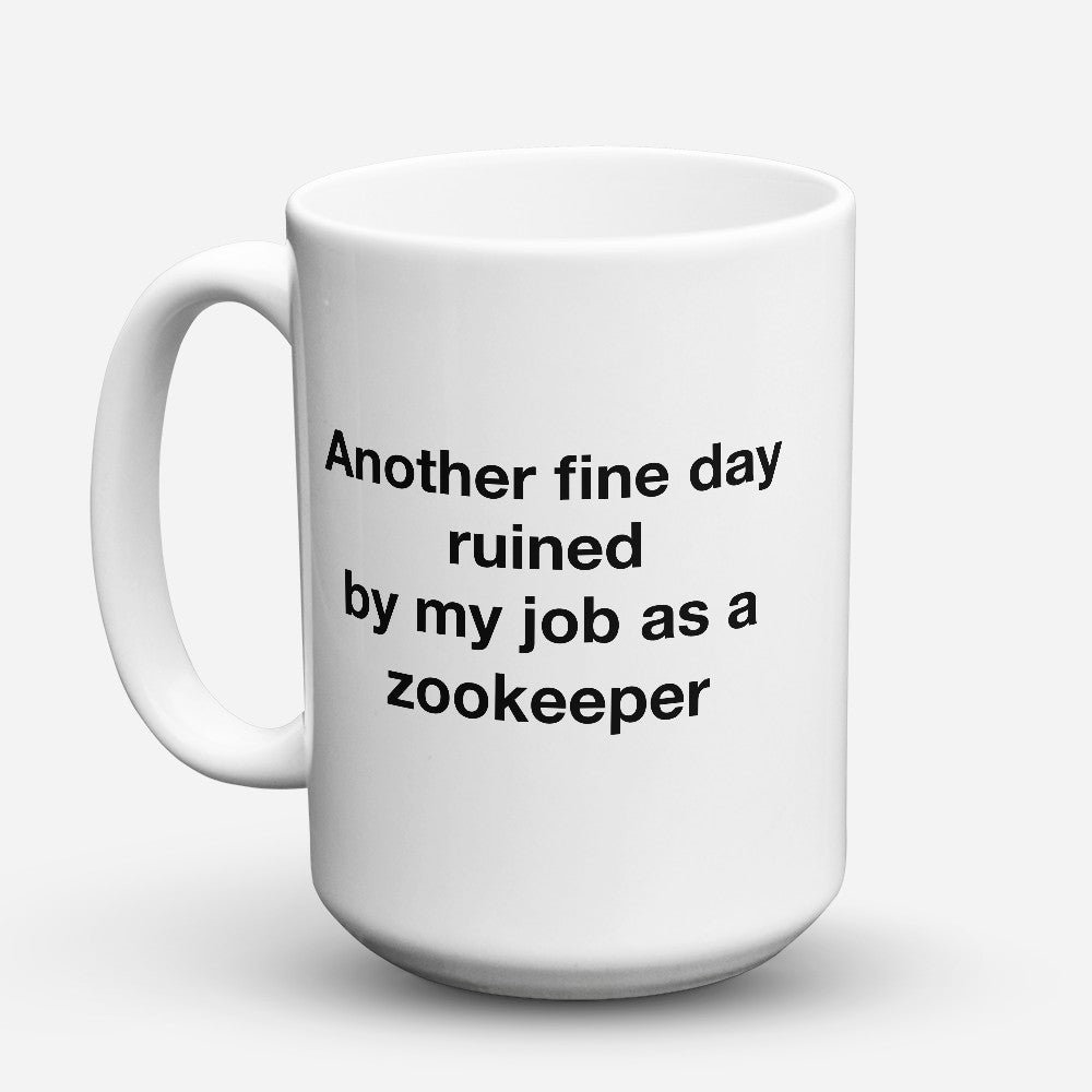 "Limited Edition - ""Another Fine Day"" 15oz Mug"