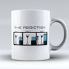 "Limited Edition - ""The Addiction"" 11oz Mug - Aquarist Mugs - Mugdom Coffee Mugs"
