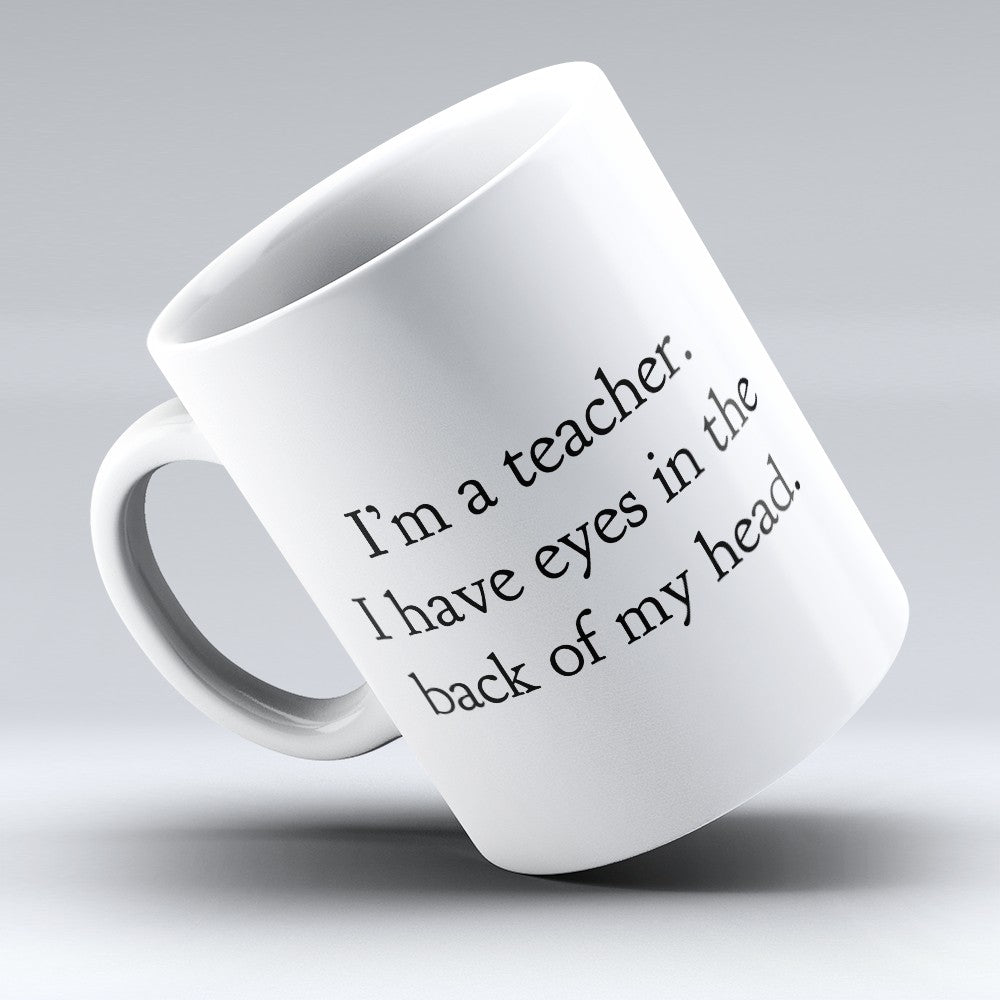 "Limited Edition - ""Back Of My Head"" 11oz Mug"