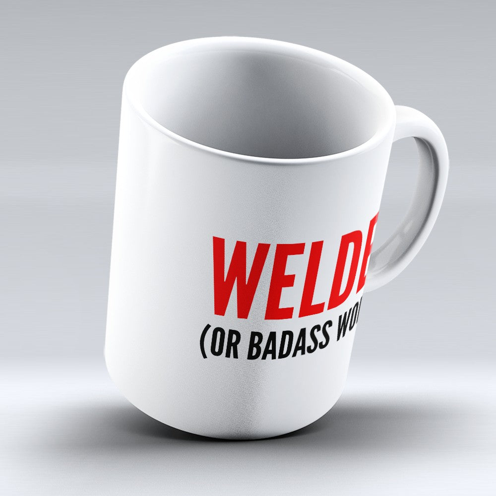 "Limited Edition - ""Badass Works"" 11oz Mug"