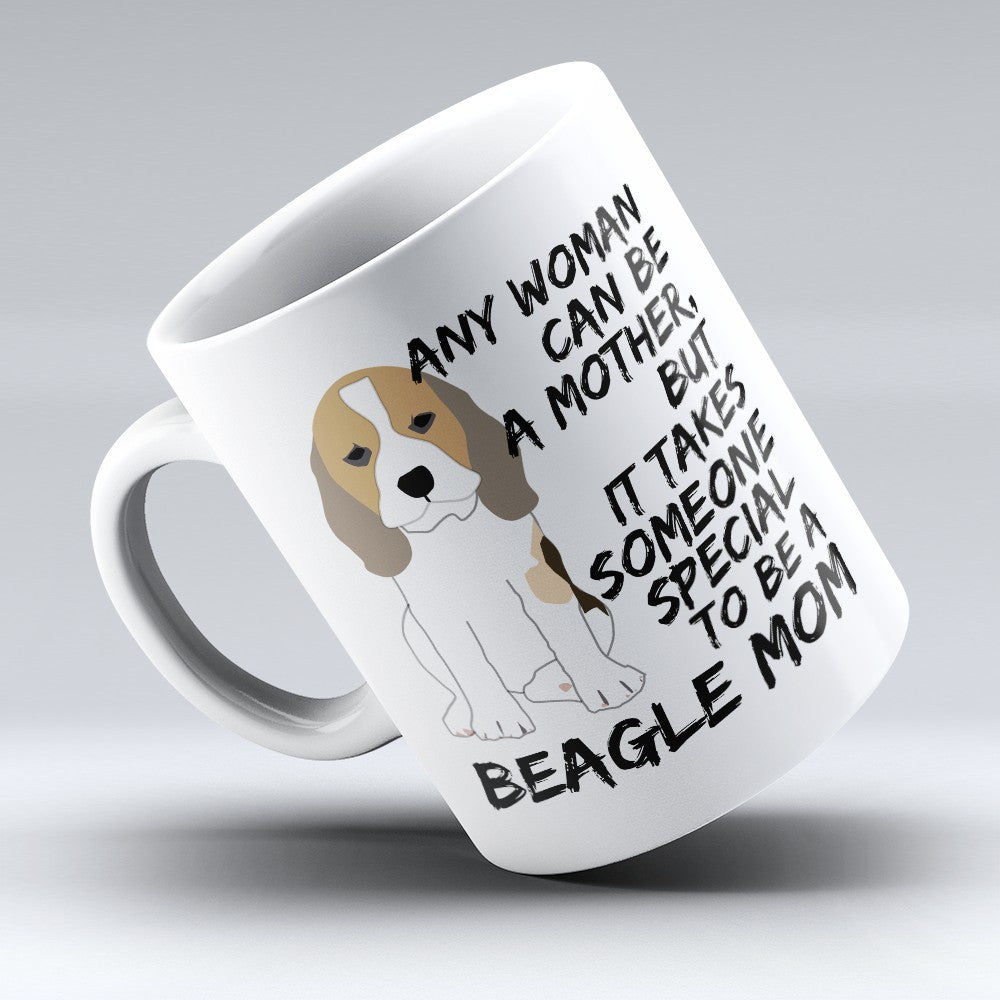 "Limited Edition - ""Beagle Mom"" 11oz Mug"