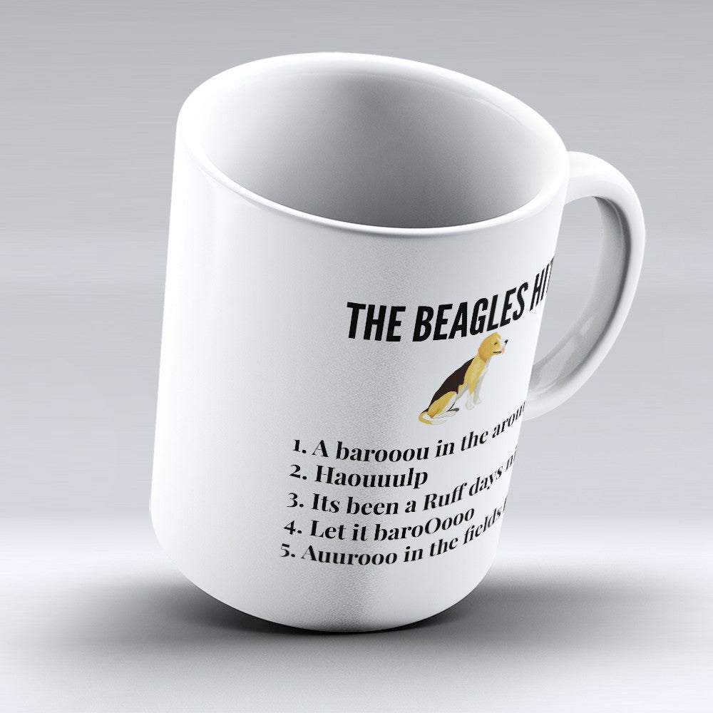 "Limited Edition - ""Beagles Hits"" 11oz Mug"