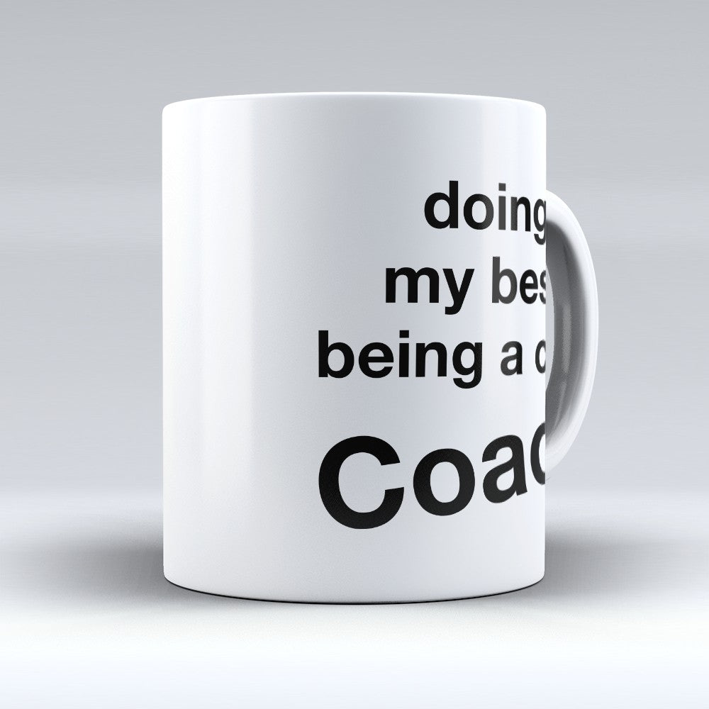 "Limited Edition - ""Being A Cool"" 11oz Mug"