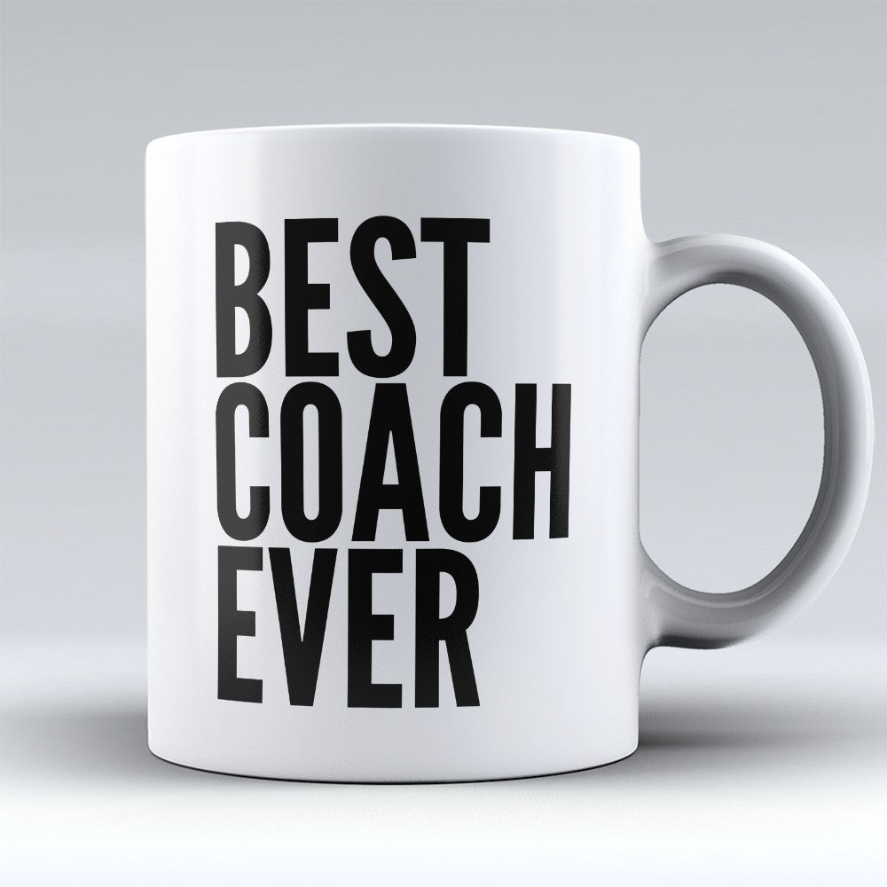 "Limited Edition - ""Best Coach"" 11oz Mug"