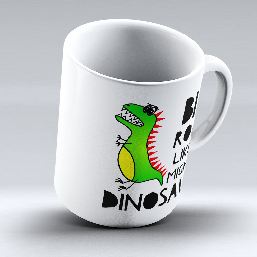 "Limited Edition - ""Big Roar"" 11oz Mug"