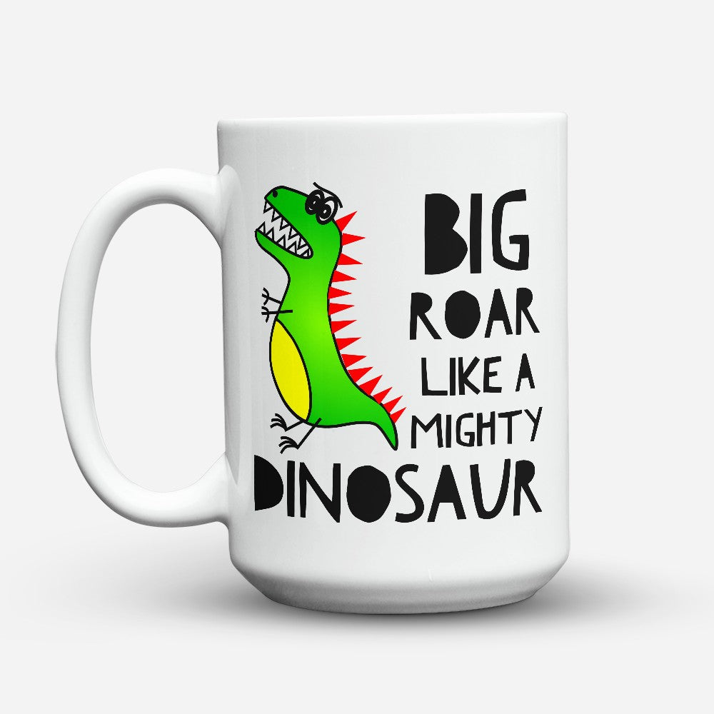 "Limited Edition - ""Big Roar"" 15oz Mug"