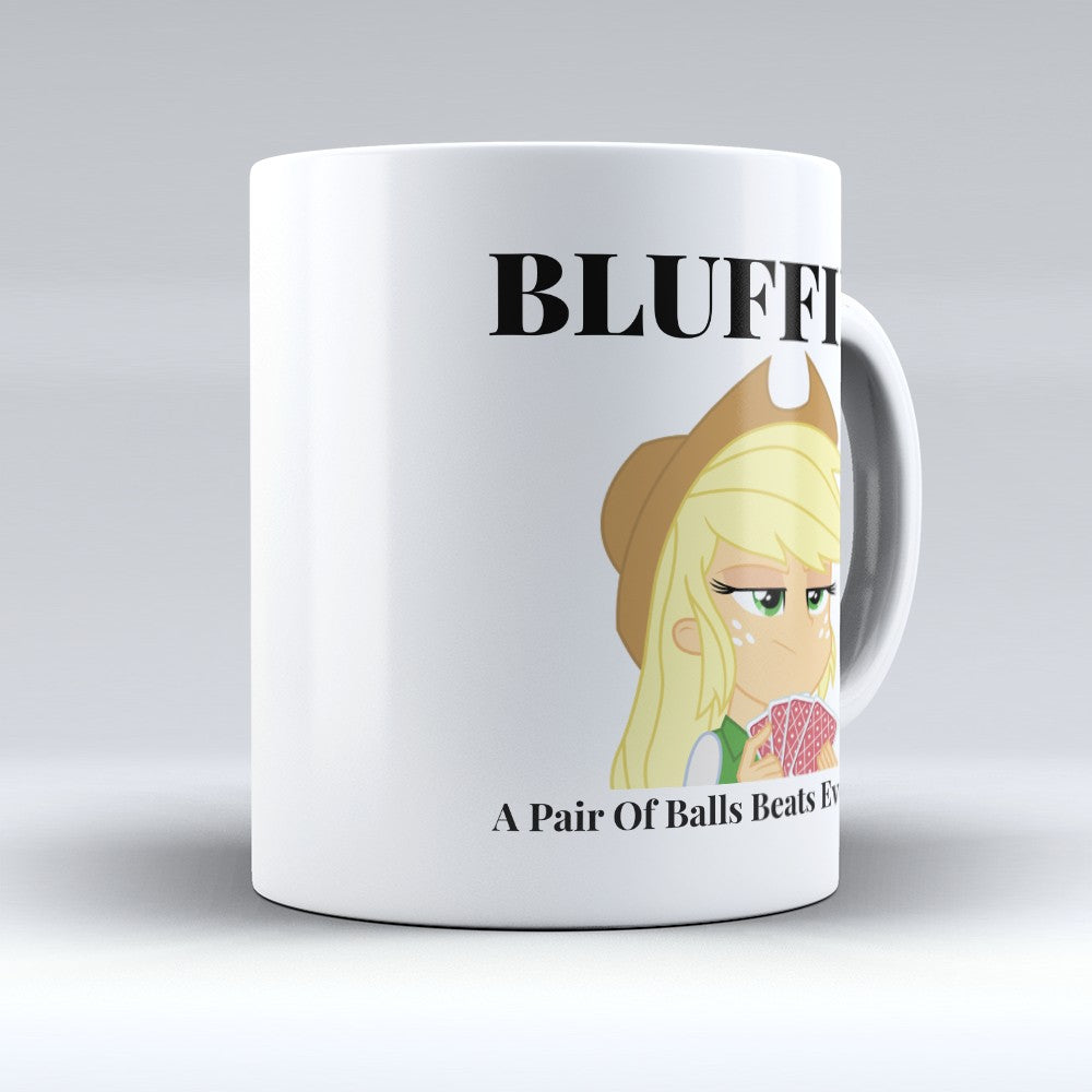 "Limited Edition - ""Bluffing"" 11oz Mug"