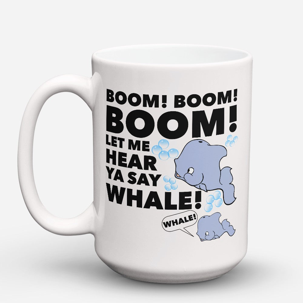 "Limited Edition - ""Boom Boom"" 15oz Mug"