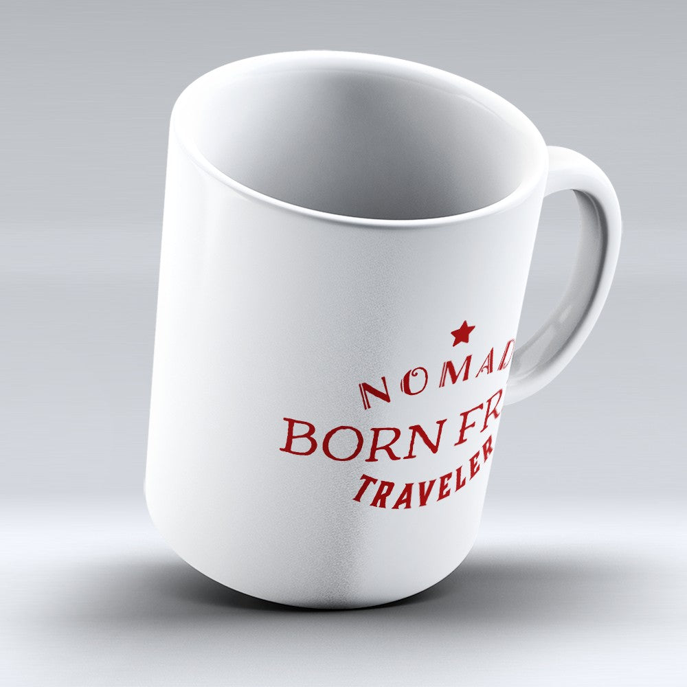 "Limited Edition - ""Born Free Traveler"" 11oz Mug"