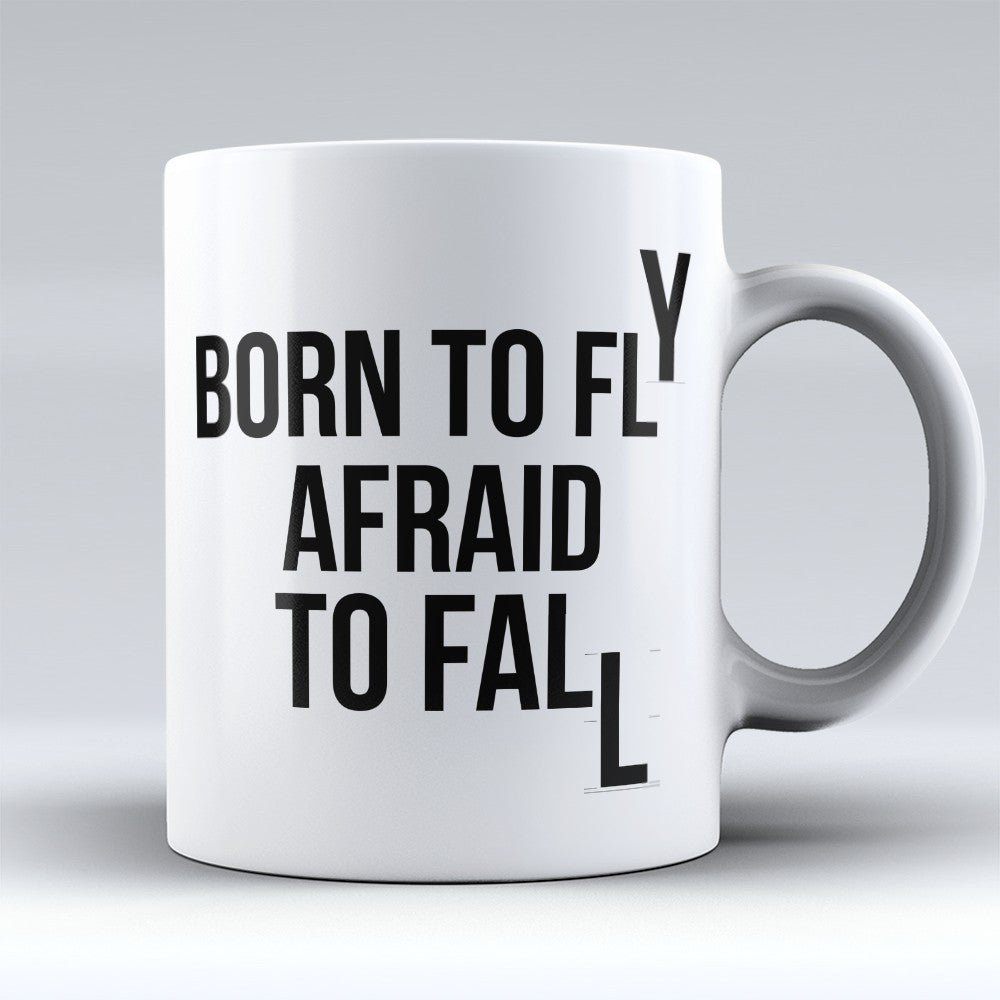 "Limited Edition - ""Born To Fly"" 11oz Mug"