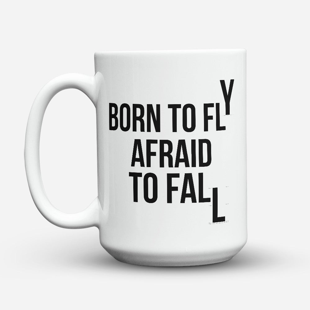 "Limited Edition - ""Born To Fly"" 15oz Mug"