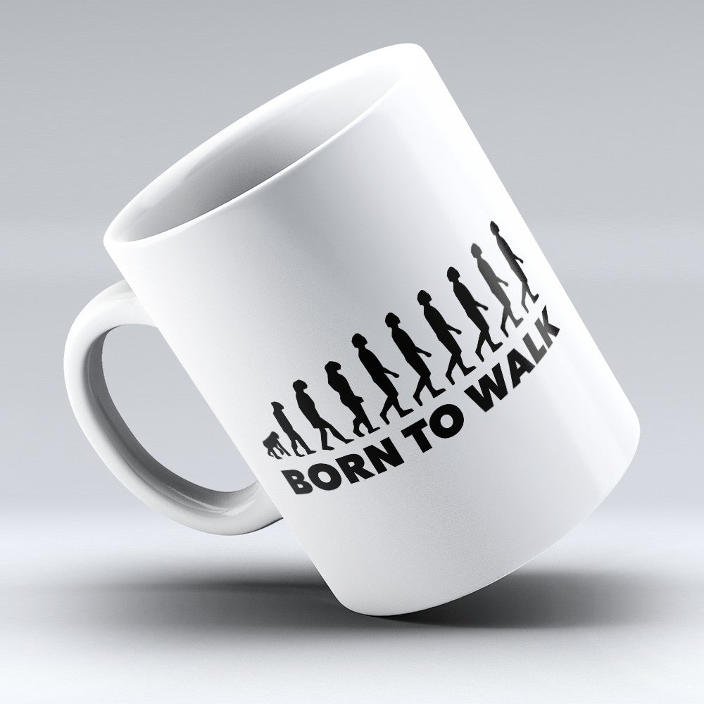 "Limited Edition - ""Born To Walk"" 11oz Mug"