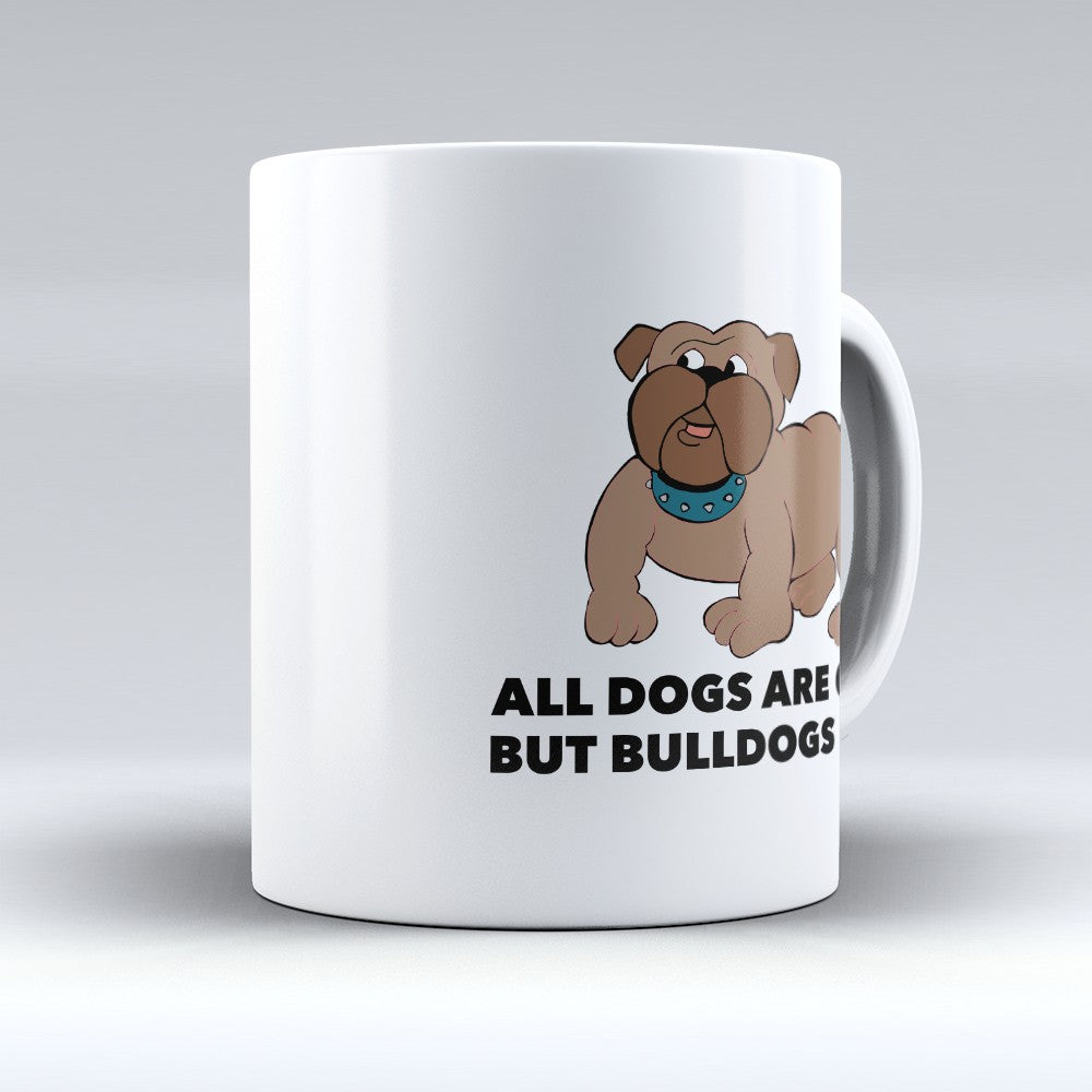 "Limited Edition - ""Bulldogs Rule"" 11oz Mug"